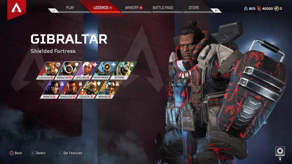 Apex Legends Gibraltar