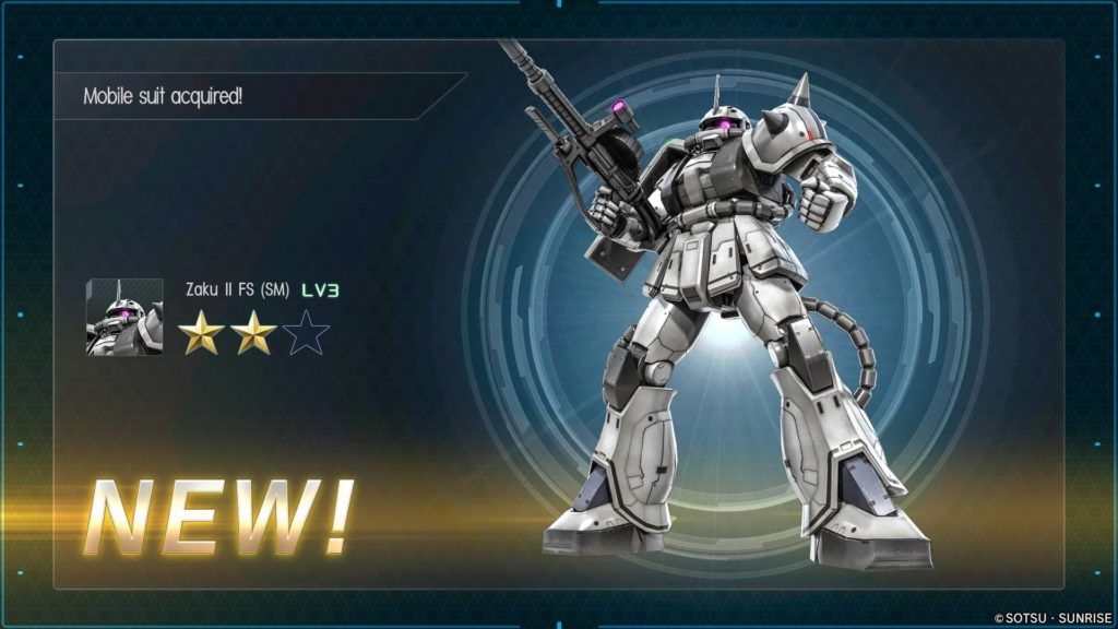 Zaku II FS (SM) GBO2