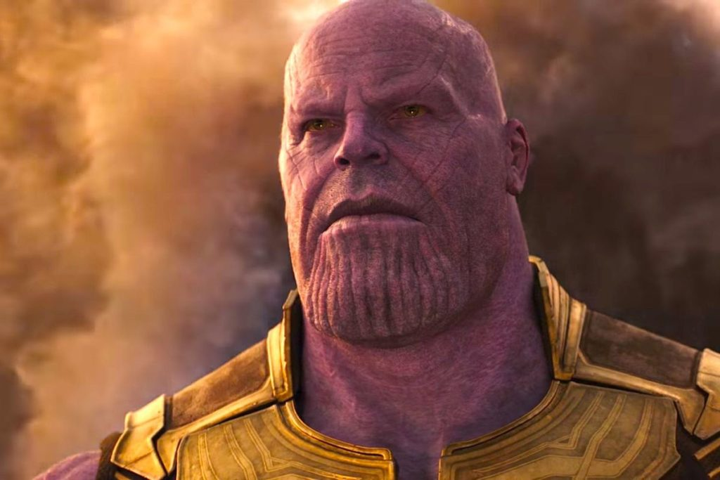 Thanos Dies in avengers endgame