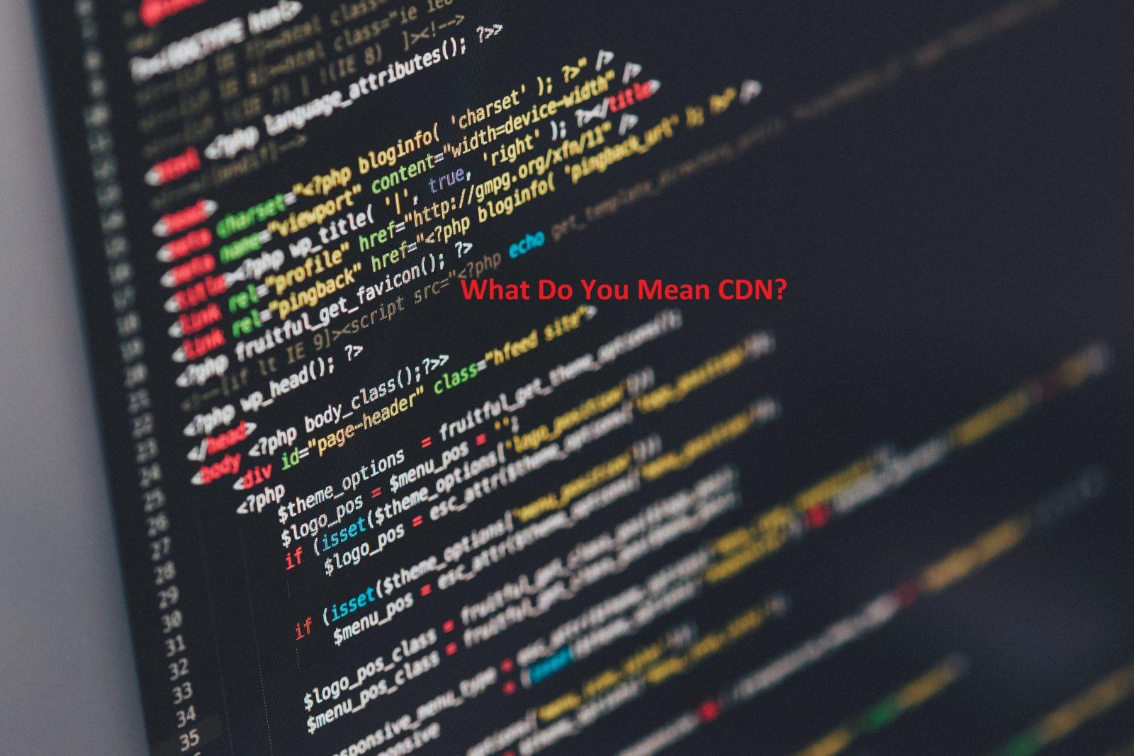 how to implement cdn on wordpress website