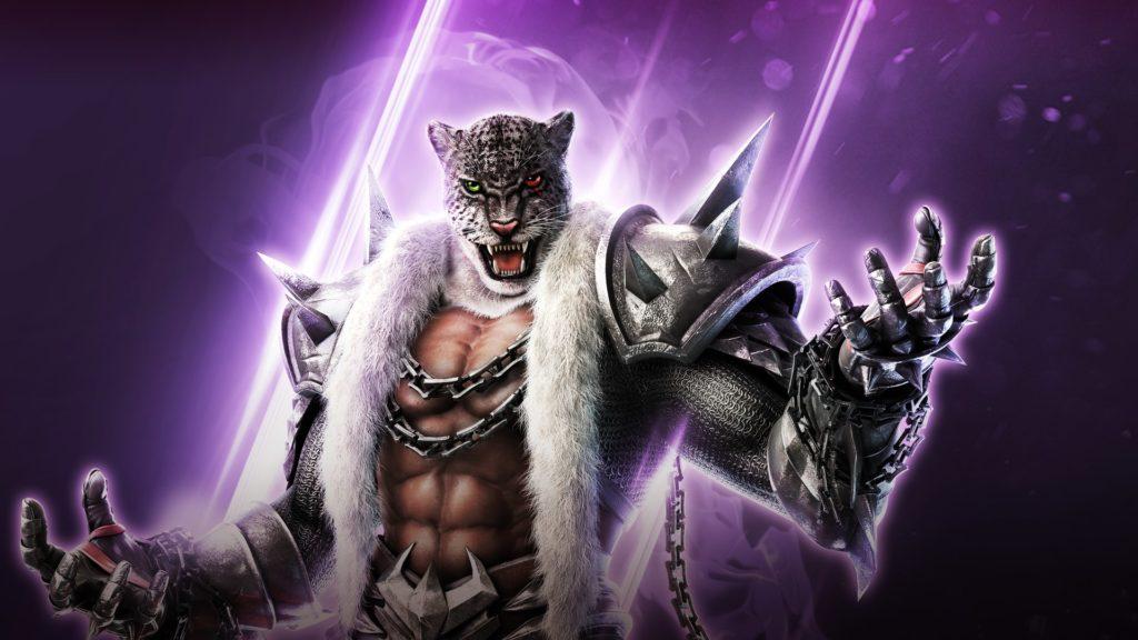 armor king tekken 7