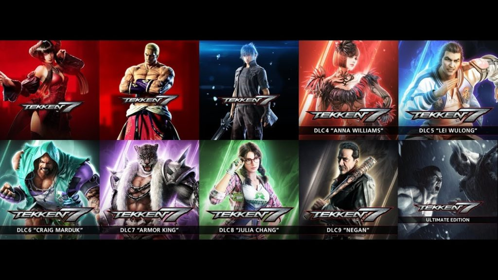 Tekken 7 Ultimate Edition First Look Swatspam Com